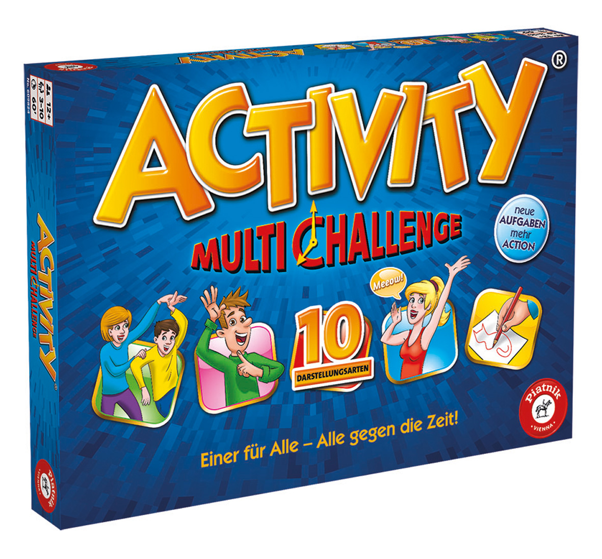 Activity Multi Challenge Box