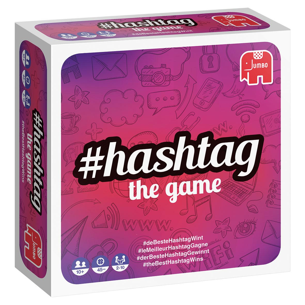 hashtag the game 1