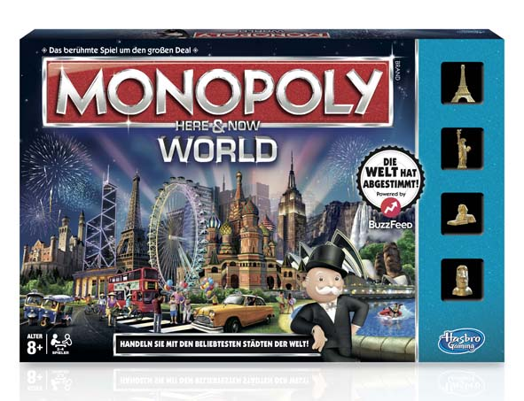 B2348100 Monopoly World Pack Front