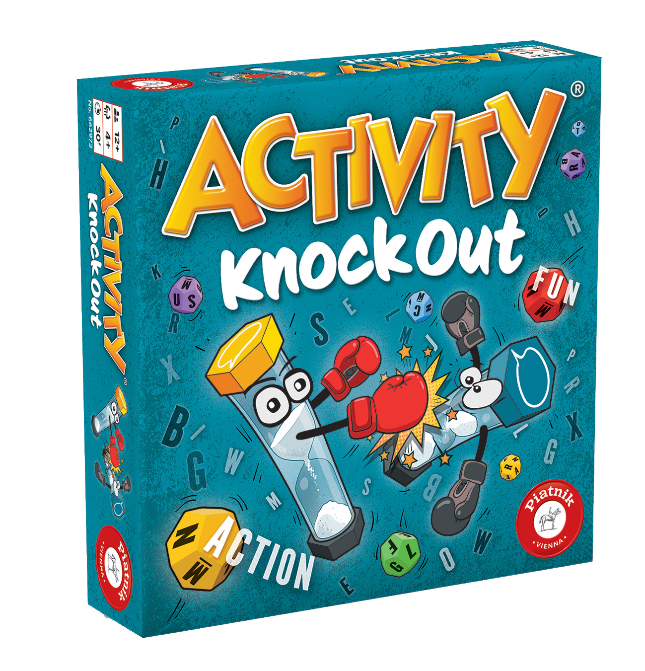 Activity Knock Out Box