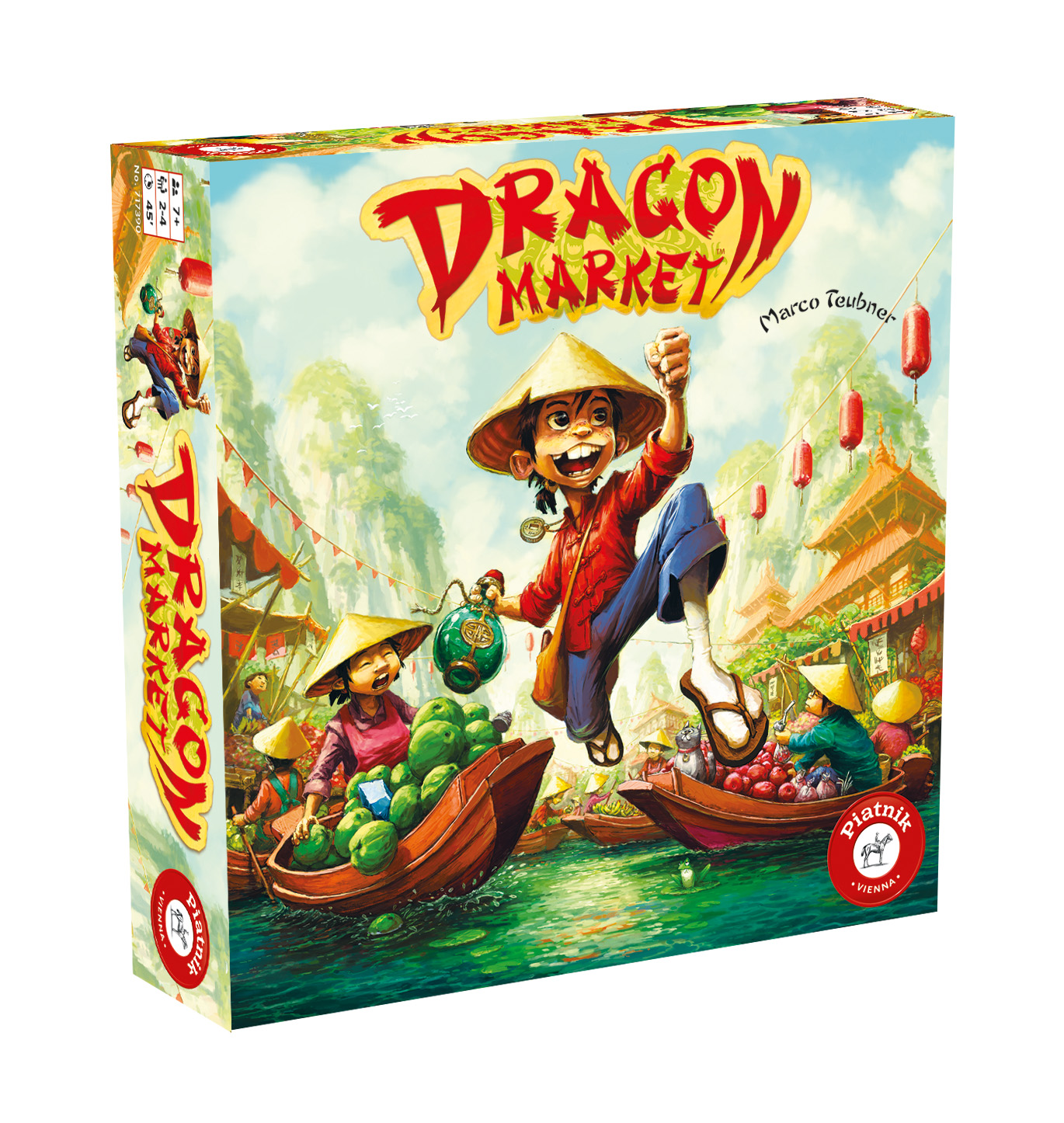 Dragon Market Box