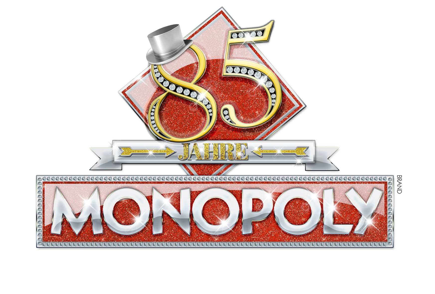 MONOPOLY 85th Logo