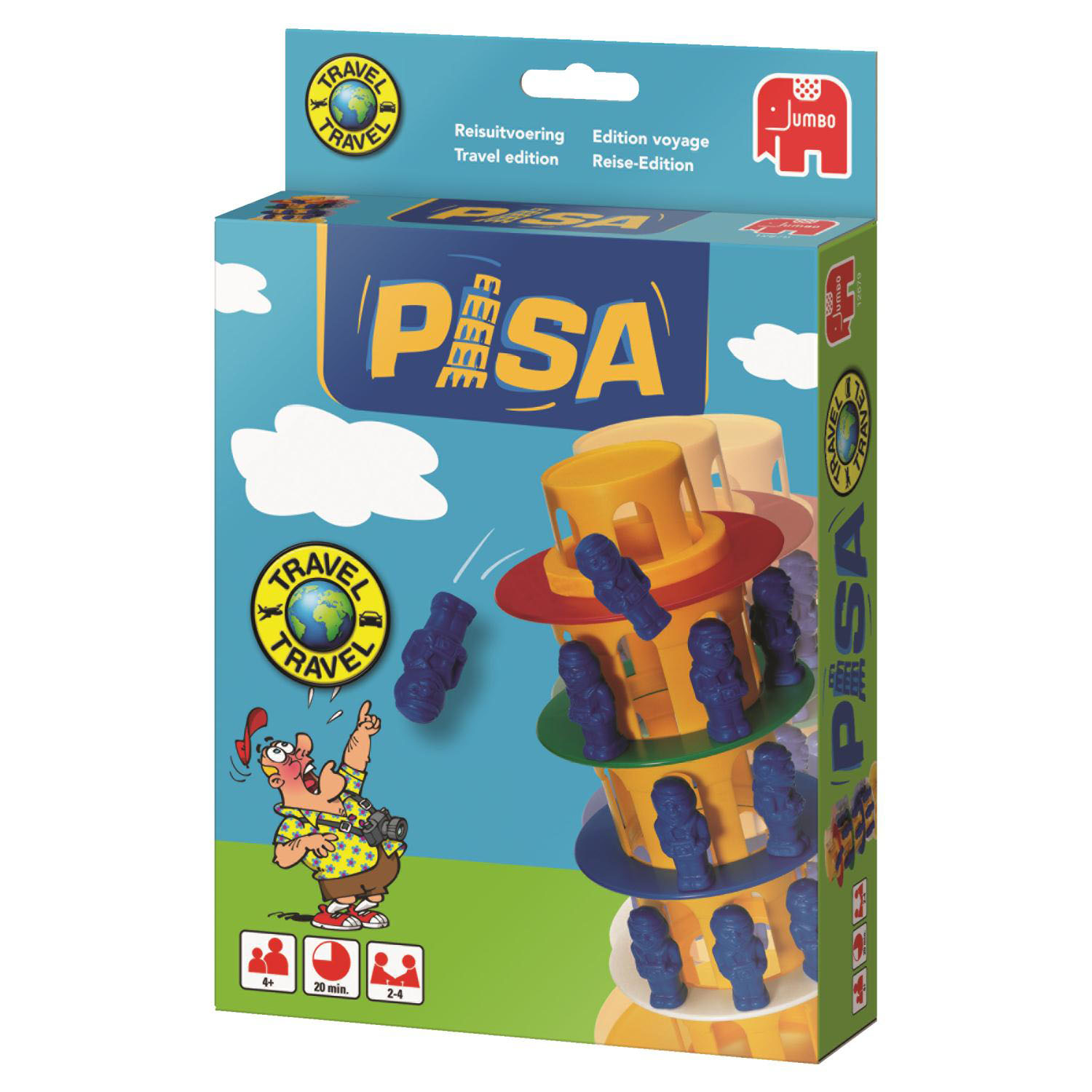 Pisa Reiseedition